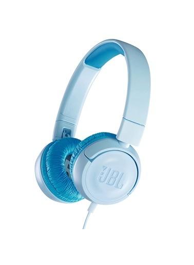 JBL JR300 Mavi Kulak Üstü Çocuk Kulaklığı Mavi